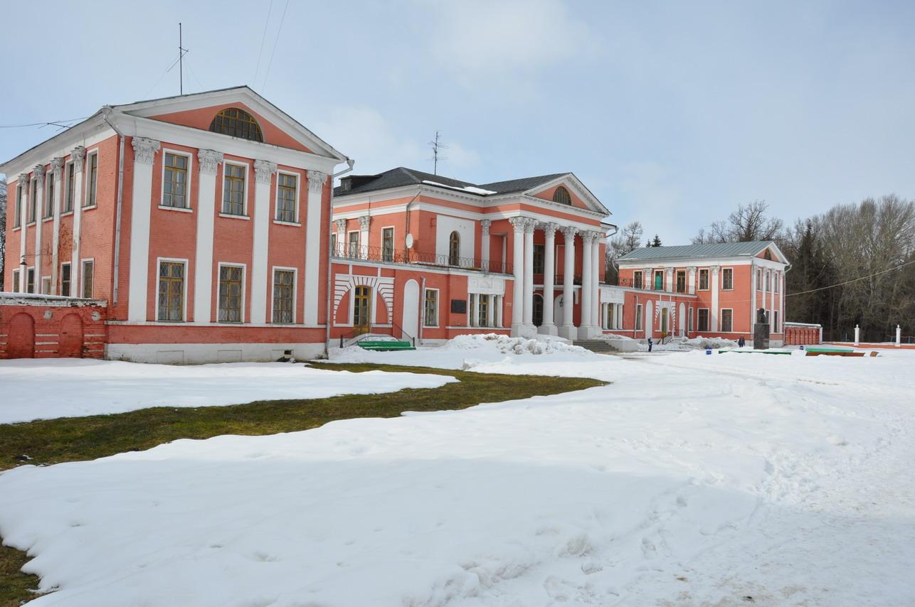 усадьба Гончаровых